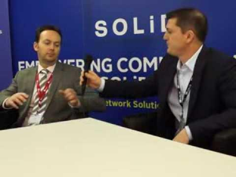 #MWC14 SOLiD & IBwave: Public Safety, Safer Buildings Coalition