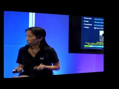Cisco NERV Tacops Overview At ASIS 2013
