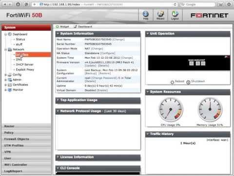 FortiGate Cookbook   Secure WiFi With FortiAP