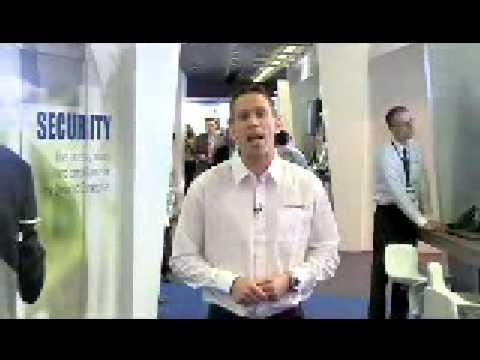 Demonstration Tour: Alcatel-Lucent Enterprise Forum 2009