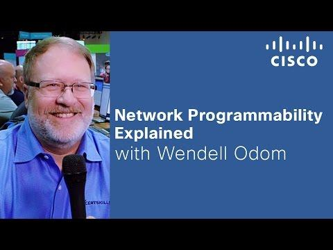 Network Programmability Explained With Wendell Odom