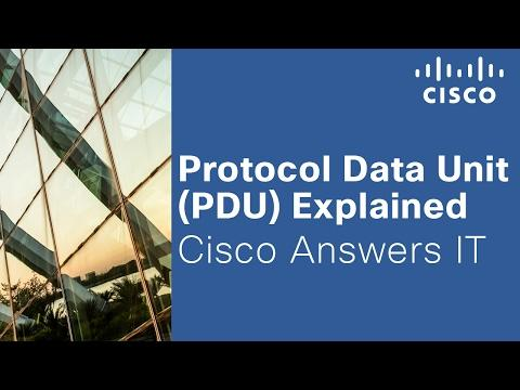 Protocol Data Unit (PDU) Explained