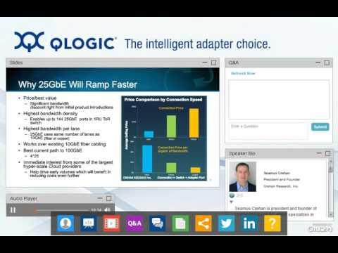 Ethernet With Endless Capabilities Webcast