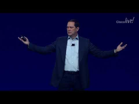 Cisco Live 2018: Opening Keynote