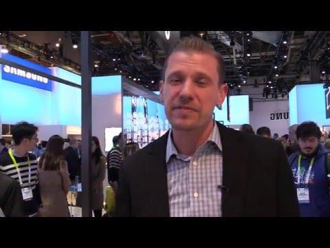 #CES2016: CellTrust Talks Samsung Knox Integration