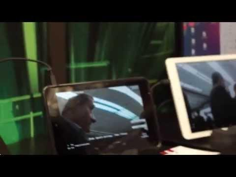 #CES2015: PowerVR Graphics Compute For Retail Video Analytics