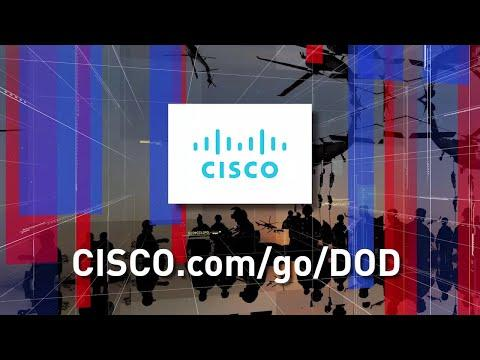 Cisco Featured On Govt Matters Tech Leadership Series: Cloud Ready Networks Enable The Mission