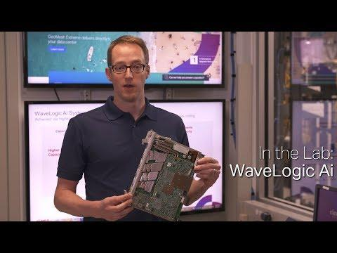 In The Lab: Ciena's WaveLogic Ai Tunable Capacity Demo