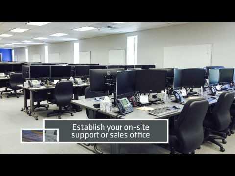 Carrier-1 Data Centers - Dallas Virtual Tour