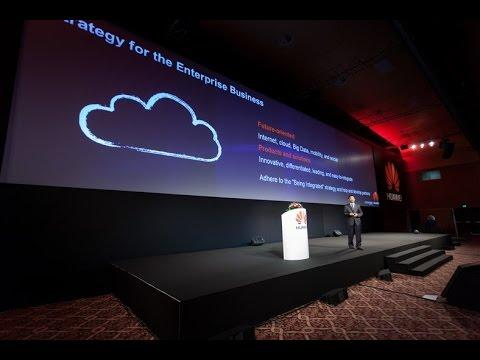 Huawei Western Europe Channel Conference - Full Version