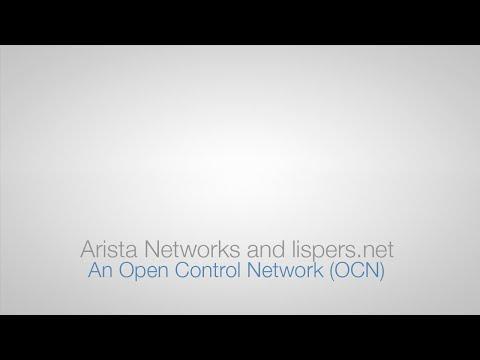 Arista Networks And Lispers.net: An Open Control Network (OCN)