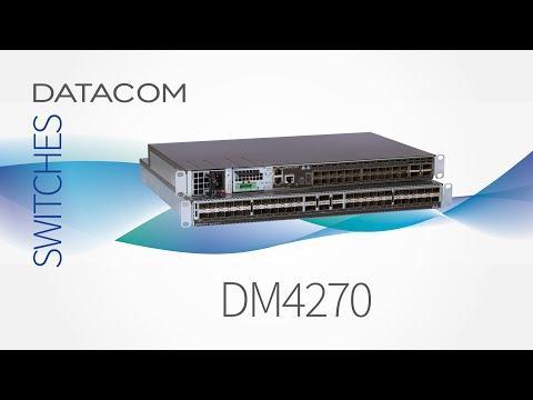 Switch Datacom Com Uplink 100 Giga