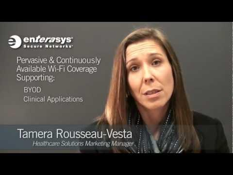 Visit Enterasys At This Year's HIMSS Conference!