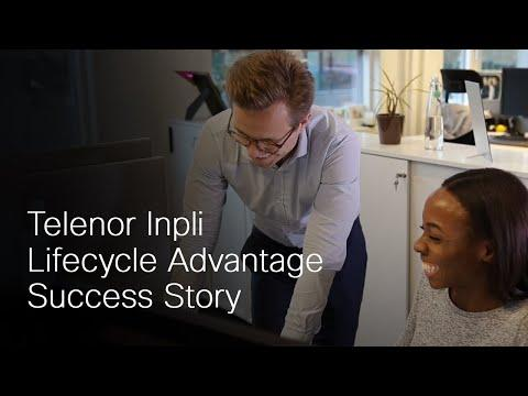 Telenor Inpli Lifecycle Advantage Success Story