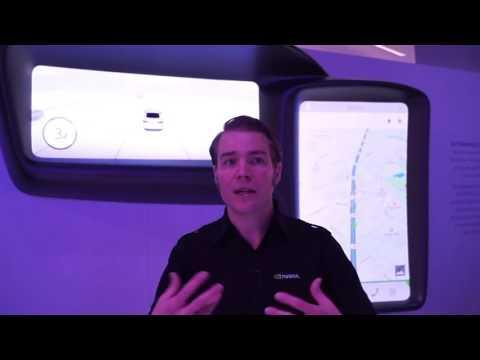 #CES2016: Nvidia Drive PX2 Furthers Autonomous Driving
