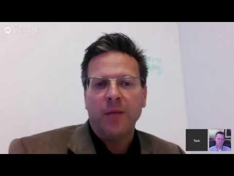 Talking Wearable Technologies With Accenture's Thomas Stuermer