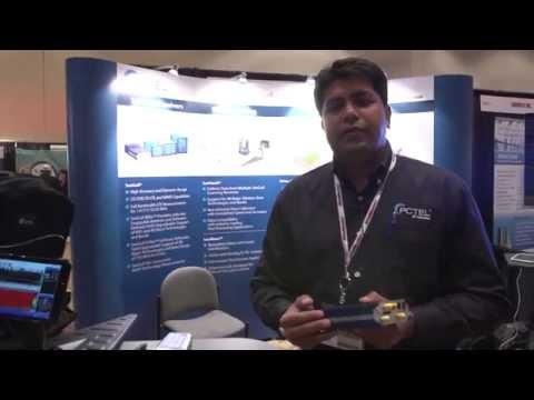PCTEL Showcases SeeGul IBflex Scanning Receiver #2014wishow