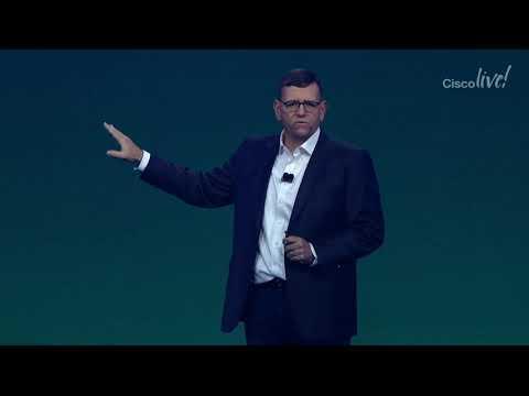 Cisco Live 2018: Technology Keynote