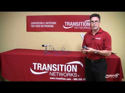 Transition Networks Releases - Industrial Mini Converter