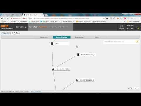 Demo: Cisco Tetration Analytics And Tufin