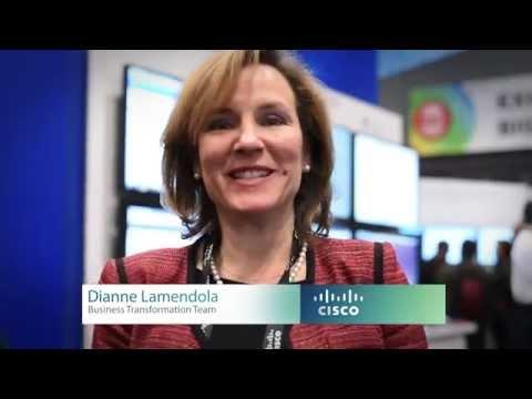 Dianne Lamendola At NRF 2015: Taking Command Of Your Data
