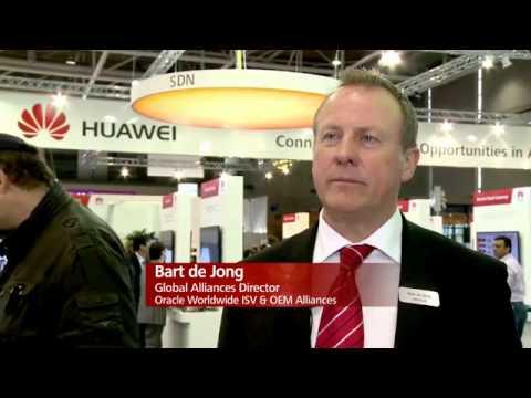 CeBIT 2013 - Interview With Global Partner 'Oracle'