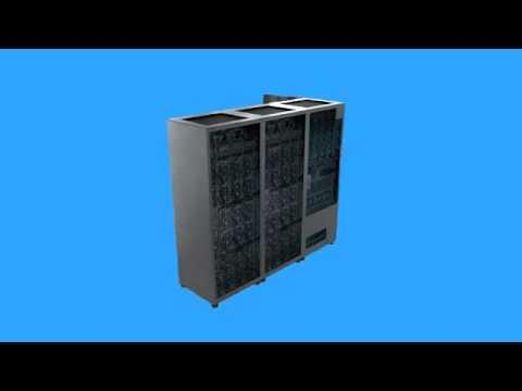 360° Demo:Huawei S12000 Storage Server