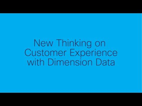 ST Highlights: New Thinking On Customer Experience With Dimension Data