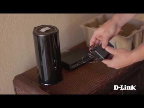 Getting Started: Wireless AC1750 Dual Band Gigabit Router (DIR-868L)