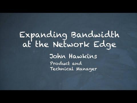 Ciena Chalk Talk: Speed Where You Need It, At The Edge