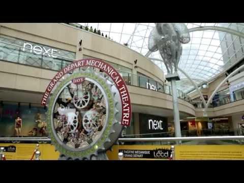 """Retail Center Creates """"Everyday Wonder"""