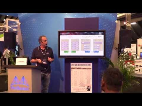 Virtualization Acceleration Over RoCE - VMworld 2014