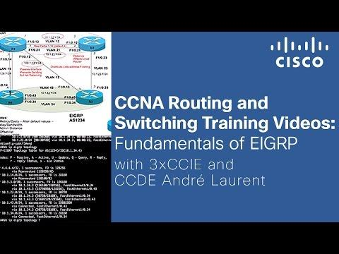 EIGRP Tutorials For CCNA R&S With Cisco Expert