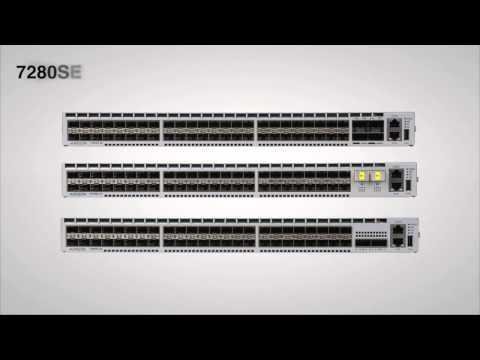 Arista Networks - 7280SE -- Deep Buffer, Scalable VXLAN, 100 Gigabit Ethernet Switch