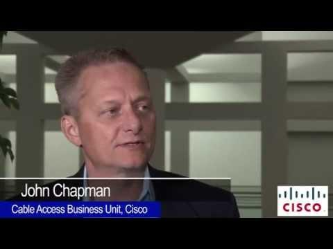 Cisco's John Chapman Speaks With BTR At SCTE Cable-Tec Expo 2014 On DOCSIS 3.1