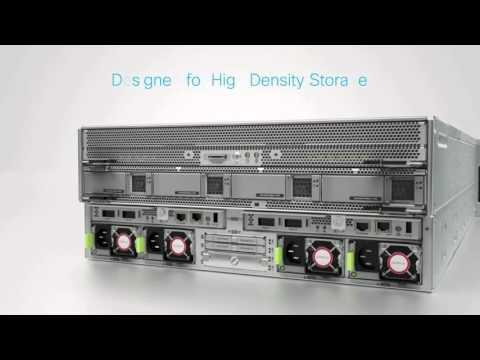 Cisco UCS C3260: Make Your Data Dance