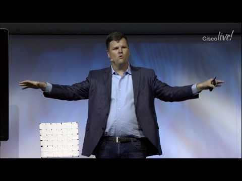Transforming The Network With Automation And Analytics - Scott Harrell