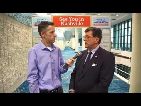 CCA CEO Steve Berry Talks Spectrum Auction, Regulatory Challenges