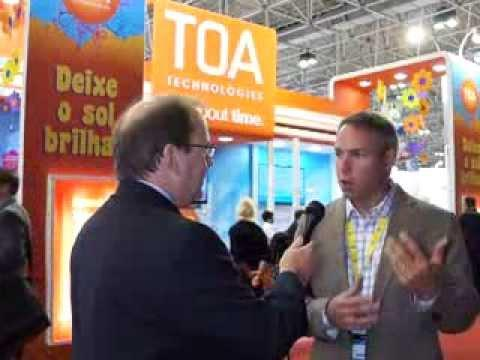 #FutureComEvent: TOA Enabling Cloud Based Workforce Optimization Solutions
