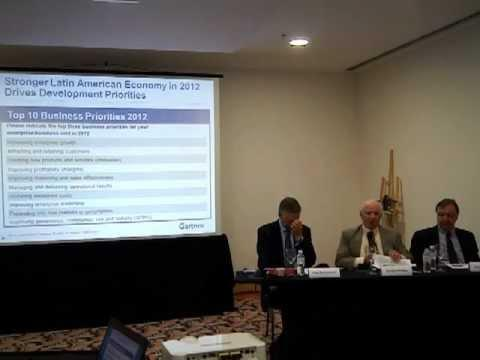 Gartner Symposium: Donald Feinberg Talks About LatAm IT Spending And Trends