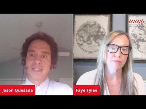 Faye Tylee On Empowering Women At Avaya