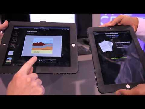 CES 2013: Connected Health And Wellness And GoClass