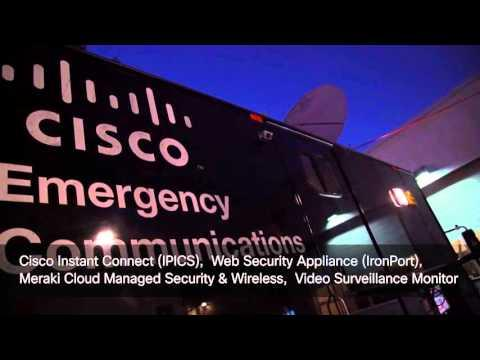Cisco TacOps Supporting Super Bowl 50 Operations