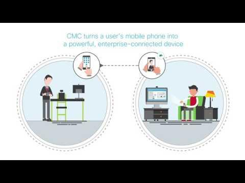 Mobile Convergence From Cisco And Ericsson