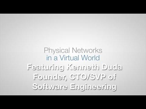 Physical Networks In A Virtual World (Network Virtualization)