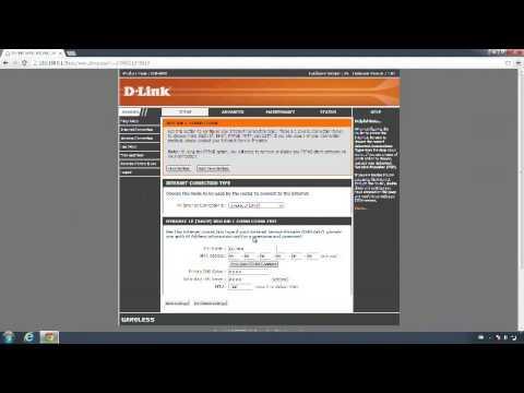 Tutorial - Configuração DIR-905L D-Link - Modo Static
