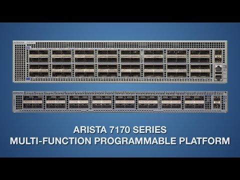 Arista 7170 Series Multi-function Programmable Platform