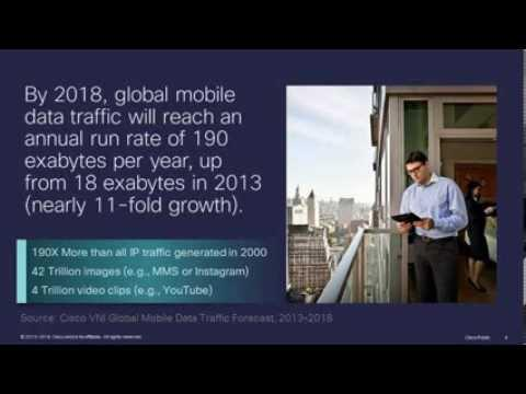 2014 Visual Networking Index (VNI) Mobile Forecast Introduction