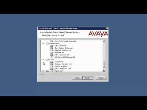 How To Perform A Successful Installation Of Avaya Contact Center Control Manager