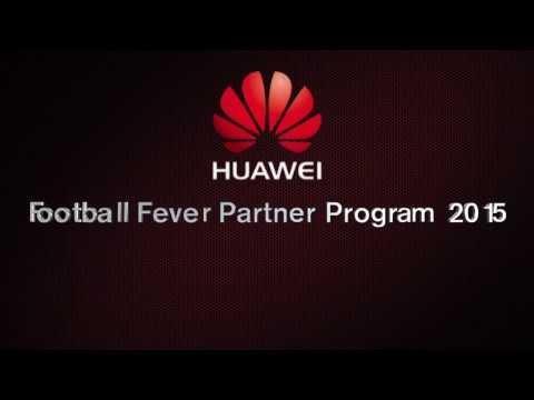 Huawei Football Fever Program, Middle East 2015